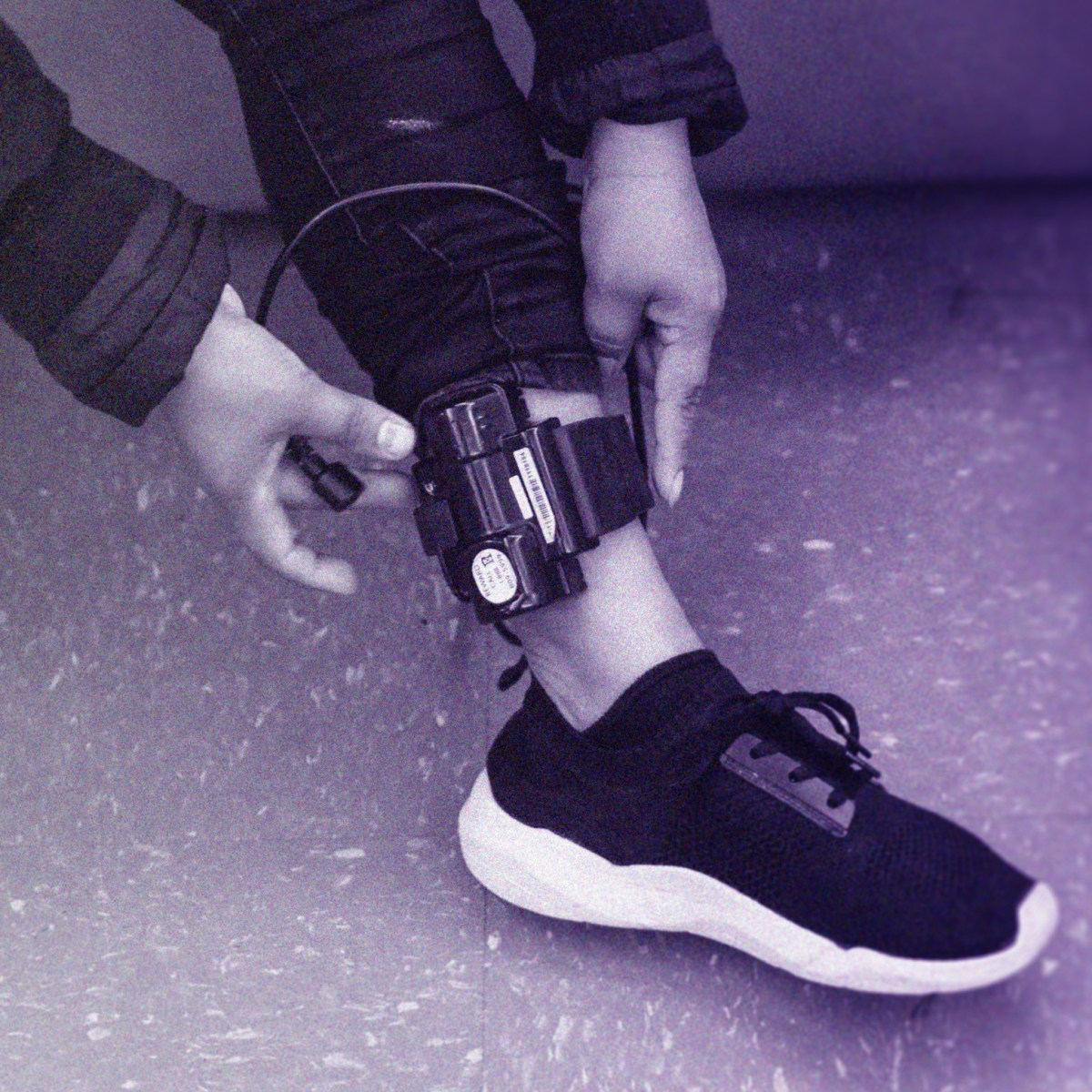 Electronic monitoring program, used widely, slammed in new report