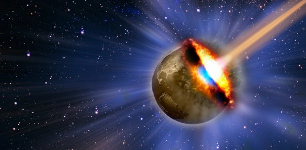 Monster Comet is entering in Solar system and can be watch from earth.