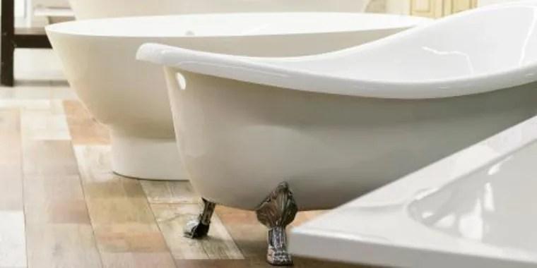 reglaze or replace your bathtub