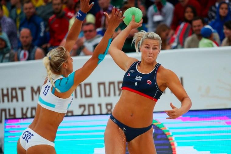 , Norway Beach Handball Team: 'No Good Reason' for Bikini Rule, Nzuchi Times Breitbart