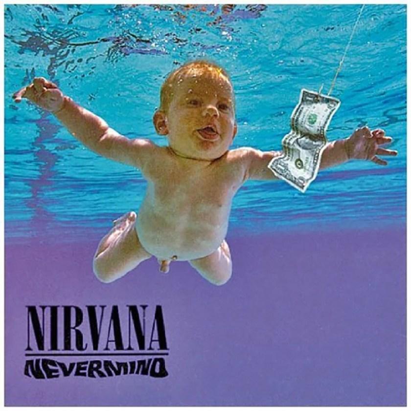 "Nirvana's ""Nevermind"""
