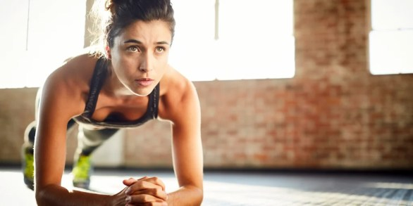 Exercise Strength training No equipment required