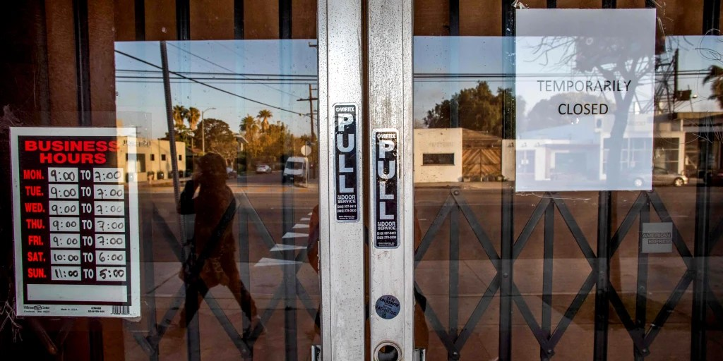 California businesses can't fill openings; economists warn of slowed recovery 6/8/21