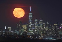 Last supermoon of 2021 is this week