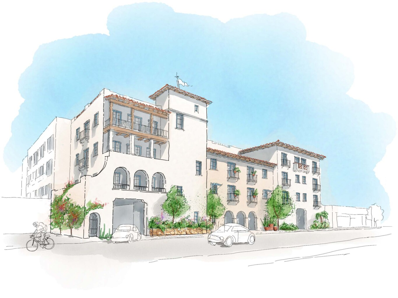 410 State St. Rendering
