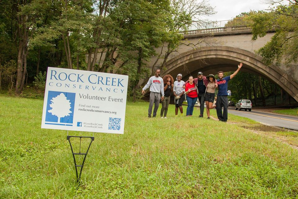 Join the Rock Creek Extreme Cleanup on April 13!