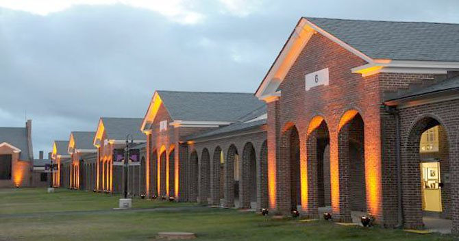 Lorton Prison Workhouse