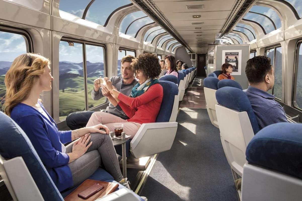 Amtraks