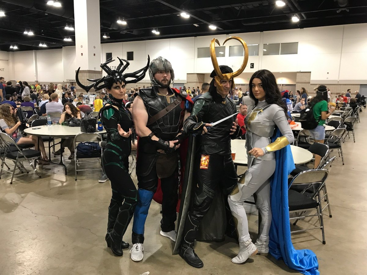 Your Guide to Denver Pop Culture Con 2019