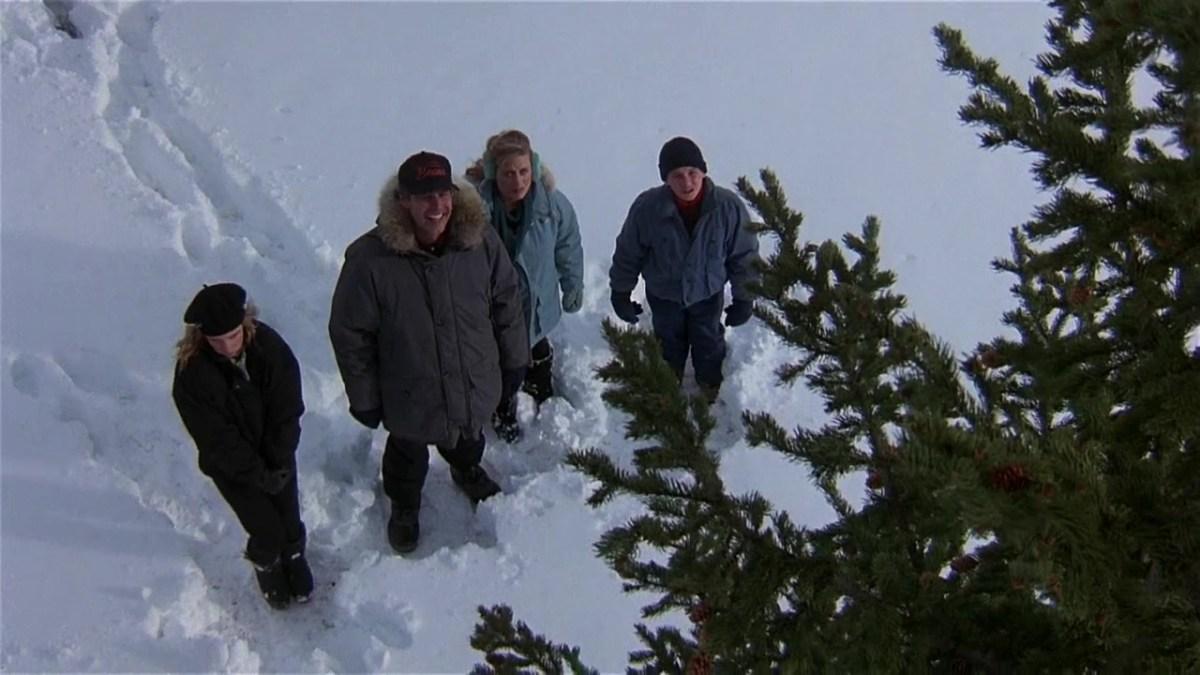 christmas vacation filmed in breckenridge, colorado