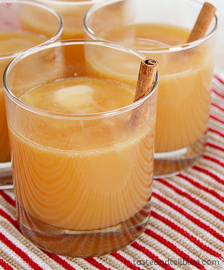 Hot Buttered Cider