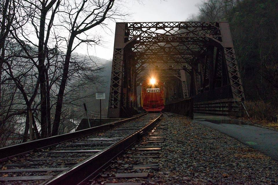 Murder Mystery Trains