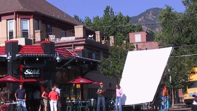 catch and release filming in boulder, co