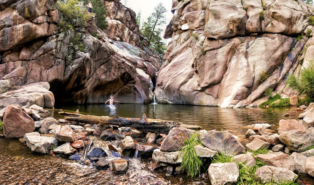 paradise cove in guffey colorado near colorado springs