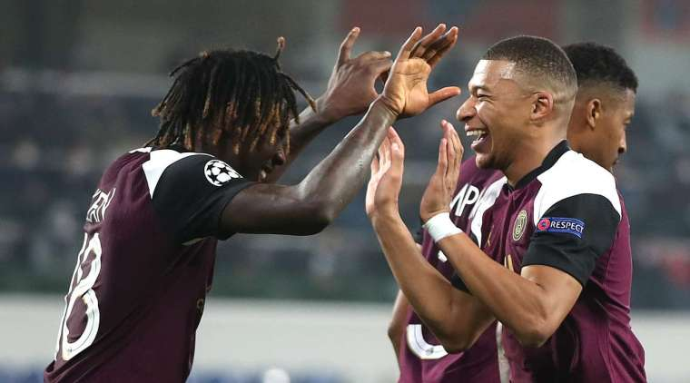 Basaksehir vs Paris SG. EUROPE: Champions League - Group Stage - Round 2. 28.10.2020
