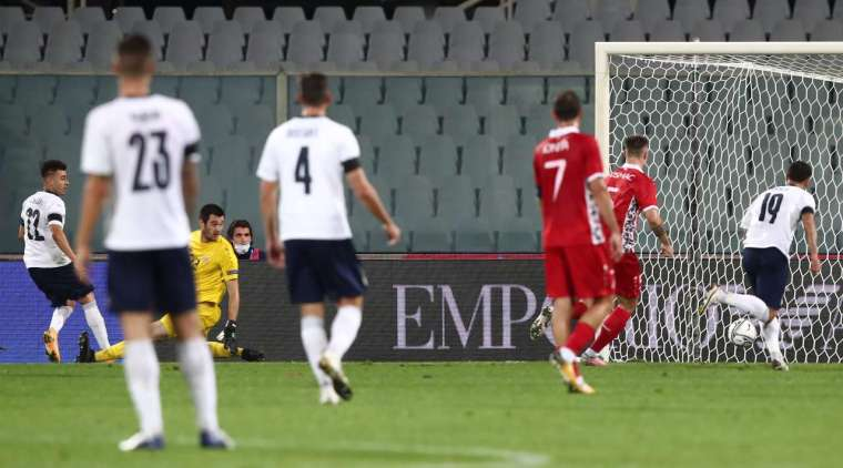 Italy vs Moldova. WORLD: Friendly International, 07.10.2020. Video and review of the match
