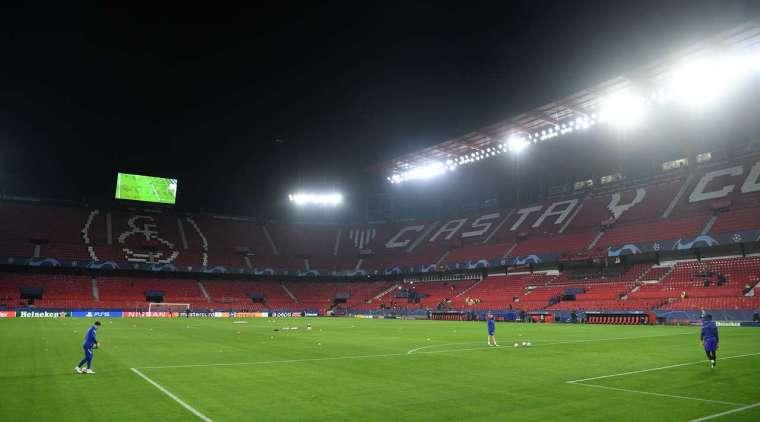 Sevilla vs Chelsea (Champions League) Highlights December 3, 2020