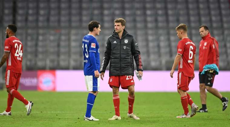 Bayern Munich vs Schalke 04 (Bundesliga) Highlights. September 18, 2020