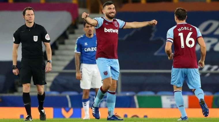 Everton vs. West Ham. Match review 09/30/2020. ENGLAND: EFL Cup - 1/8-finals