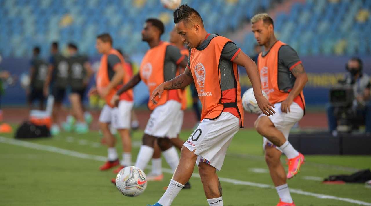 Ecuador vs Peru -Highlights 23 June 2021
