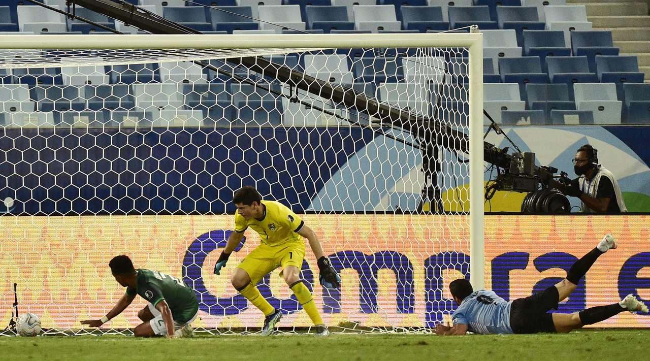 Bolivia vs Uruguay Highlights & Full Match 24 June 2021