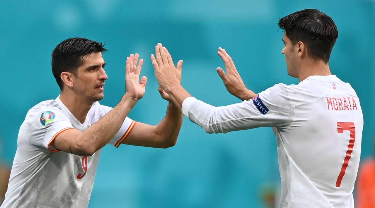 Switzerland vs Spain Highlights & Full Match + Report  02 July 2021