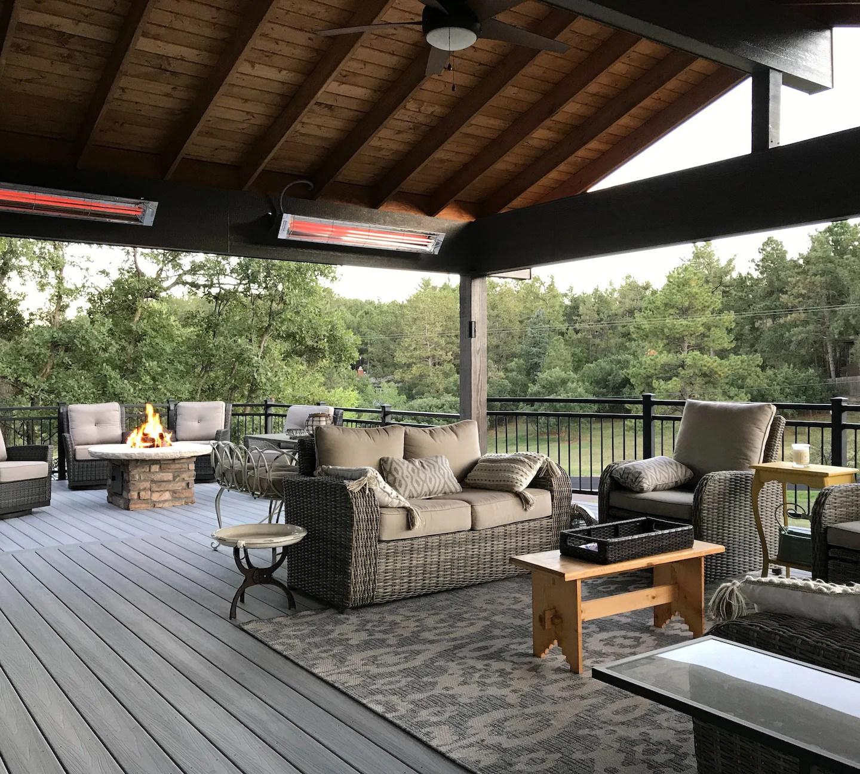 Premier Custom Decks & Outdoor Living Reviews - Colorado ... on Cc Outdoor Living id=37438
