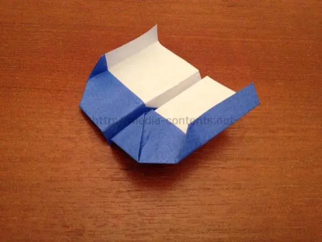 折り紙の紙飛行機!のしいか飛行機を折ろう♪