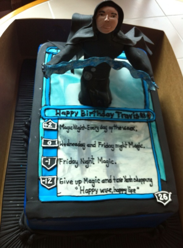 Jace as a Birthday Cake! - Magic General - Magic ...