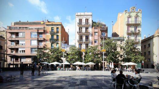 Resultado de imagen de plaza del sol barcelona