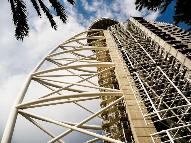 Torre Vasco de Gama (Lissabon, Portugal)