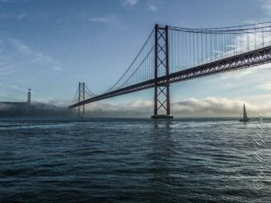 Ponte 25 de Abril (Lissabon, Portugal)