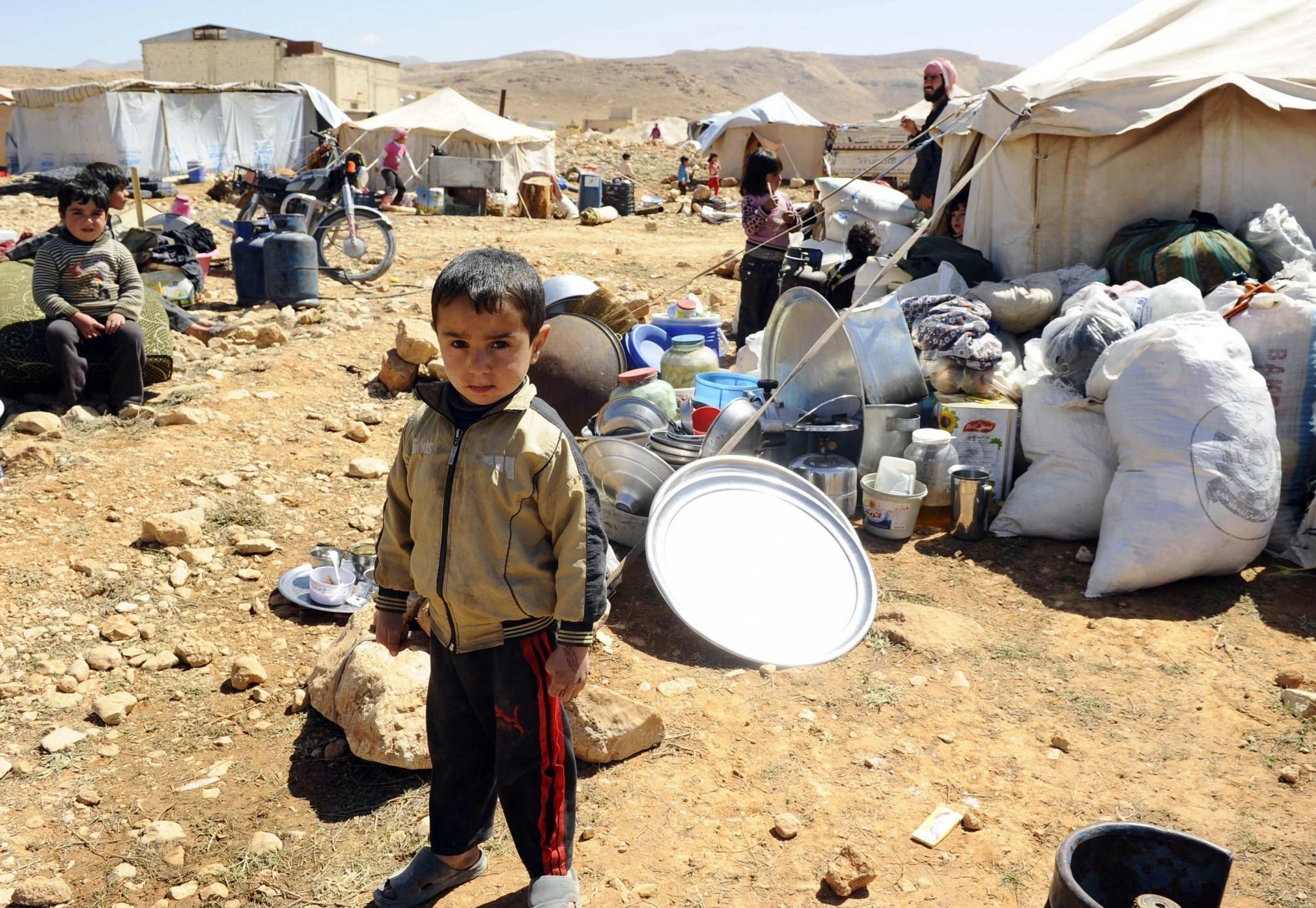 Casi 28 mil niños de 60 países atrapados en campamentos de desplazados en Siria