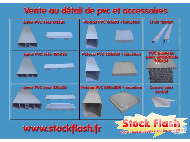 lame pvc coex 85220 materiel pas
