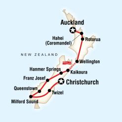Yeni Zelanda Turu