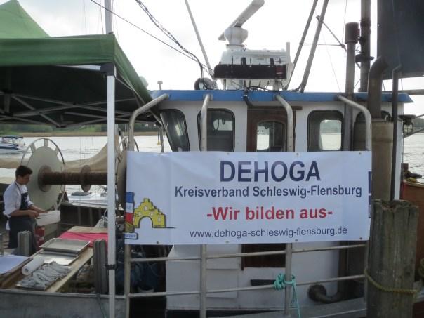 WIR BILDEN AUS - Aktion vom DEHOGA Schleswig-Flensburg