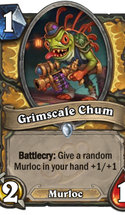 Hearthstone New Card