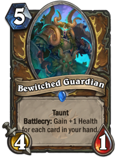 Bewitched Guardian