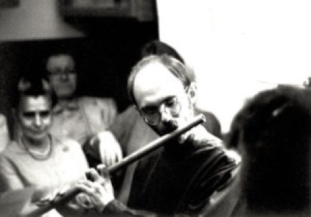 Founding member David Hart