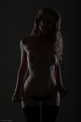 Softly Erotic Nude