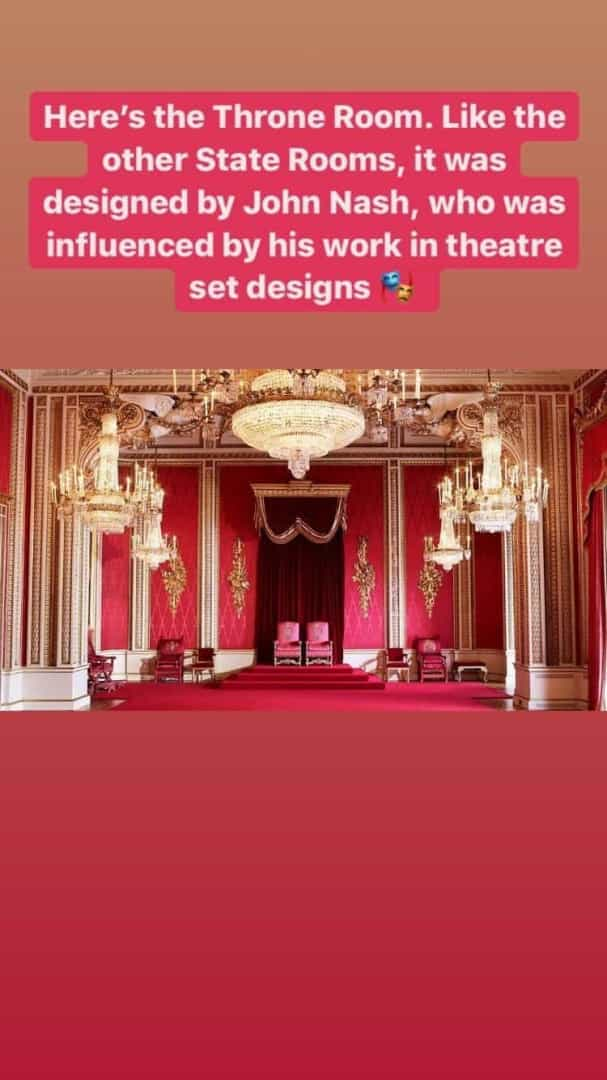 Rainha abre as portas do Palácio de Buckingham! Detalhes impressionam