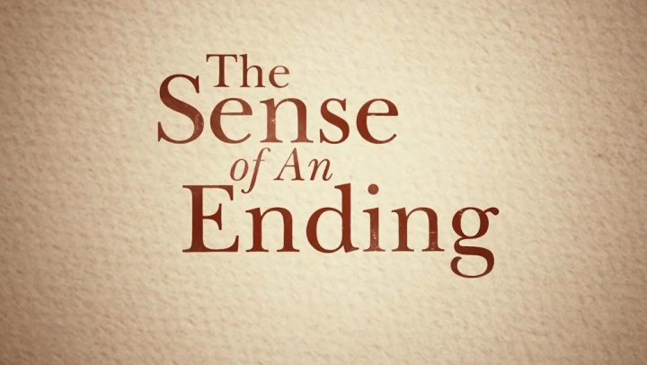 the sense of the ending