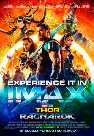 Thor 3_Imax_poster