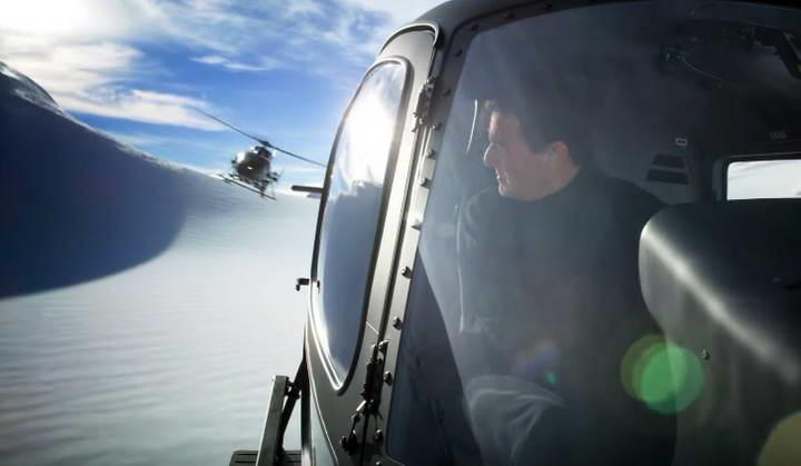 mission 6 stunt