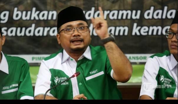 'Innalillahi!' Jawaban Yaqut Cholil Qoumas Saat Diramal Jadi Menteri Agama, Sebulan Lalu di Facebook - Tribunnewsmaker.com