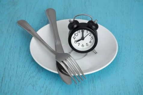 Clock, Plate, Intermittent Fasting, Must Read
