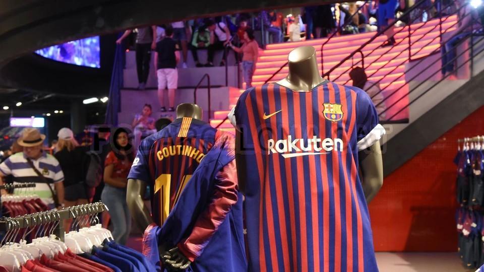 comprar camiseta Barcelona venta