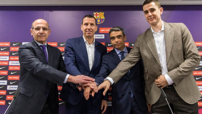 Foto: Futbol Club Barcelona