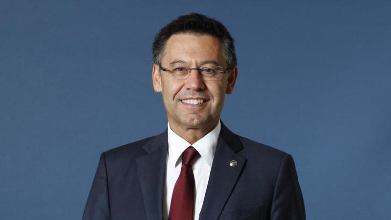Vice President Josep Maria Bartomeu Assumed The Presidency Until