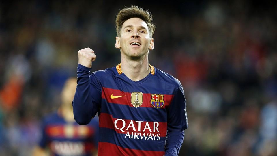 All Goals From Leo Messi 2015 16 Season FC Barcelona